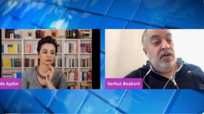Gazeteci Serkut Bozkurt: Sezgin Baran Korkmaz'dan para alan 12 gazeteciden biri Ahmet Hakan