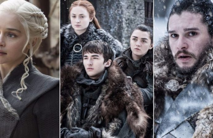 Game of Thrones dizi finali fragmanı!